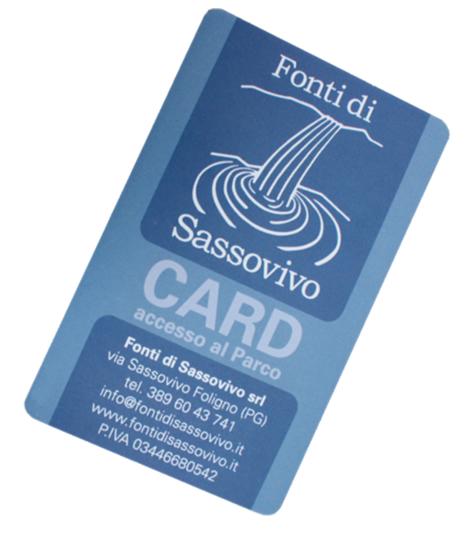 Sassovivo Card