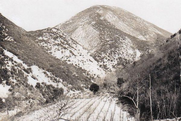 montagna sassovivo fonte